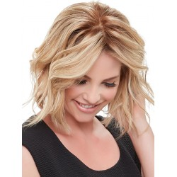 Topper Easipart XL French. Cabello natural
