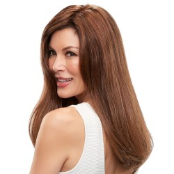 Topper Top Form  French. Cabello natural